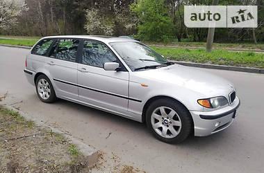 BMW 320 2003 в Львове