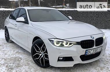 BMW 320 2016 в Львове
