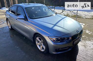 BMW 320 2014 в Тячеве