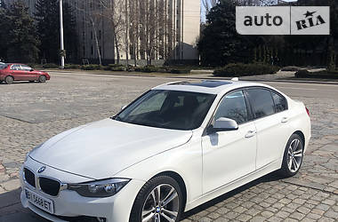 BMW 320 2015 в Кременчуге