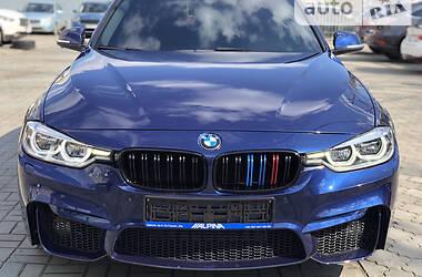 Седан BMW 320 2015 в Одессе