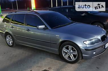 BMW 320 2004 в Харькове