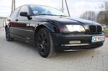 BMW 320 2001 в Черновцах
