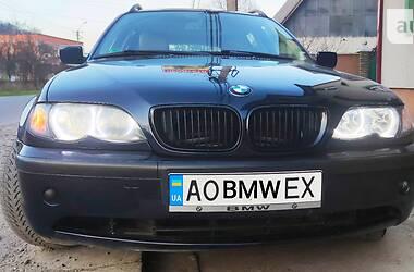 BMW 320 2002 в Тячеве