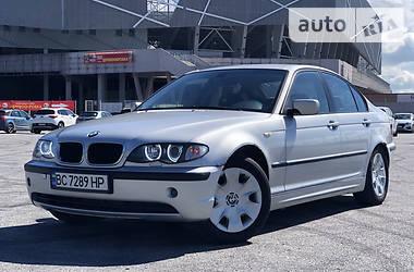 BMW 320 2004 в Новояворовске