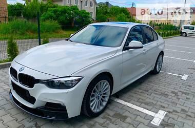 Седан BMW 320 2016 в Луцке