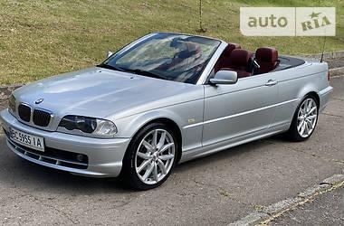 Кабриолет BMW 320 2001 в Ровно