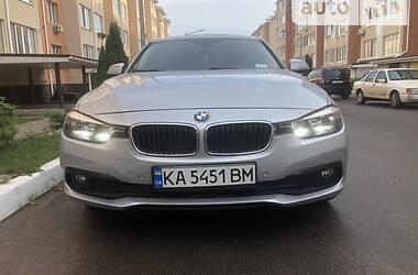Седан BMW 320 2016 в Киеве