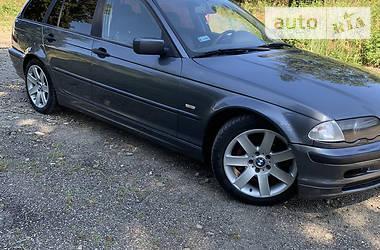 Универсал BMW 320 2001 в Стрые