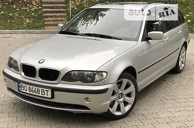 Унiверсал BMW 320 2001 в Тернополі