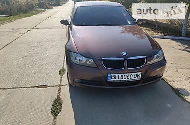 Седан BMW 320 2007 в Одессе