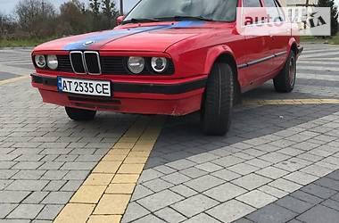 BMW 324 1989 в Львове