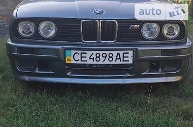 Седан BMW 324 1984 в Черновцах