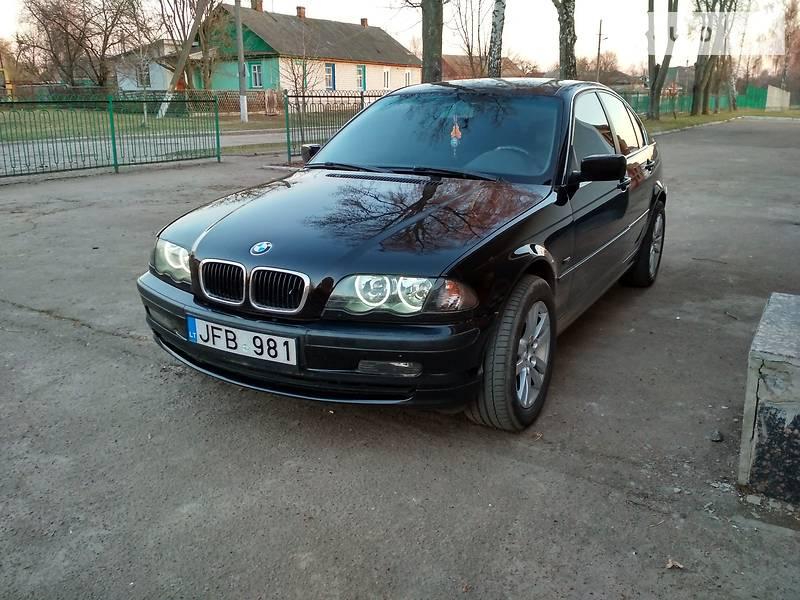 BMW 328 1999 в Чернигове