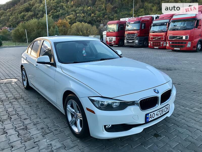 BMW 328 2012 в Мукачево