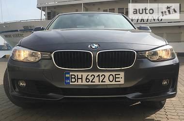 BMW 328 2014 в Одесі