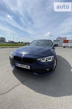 Седан BMW 328 2016 в Львове