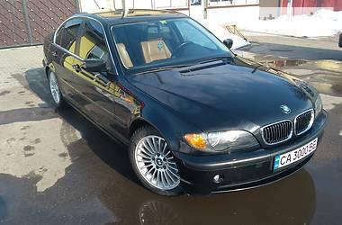 BMW 330 Individual 2003