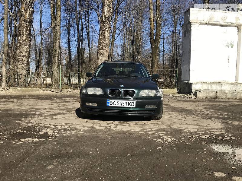 BMW 330 2000 в Бориславе