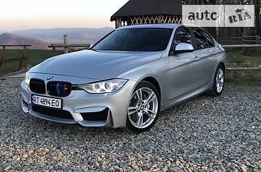 Седан BMW 335 2012 в Коломые