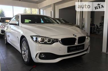 BMW 4 Series Gran Coupe 2018 в Луцке