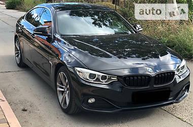 BMW 4 Series Gran Coupe 2014 в Одессе
