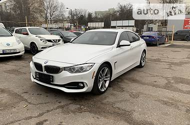 BMW 4 Series Gran Coupe 2015 в Одессе