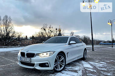 BMW 4 Series Gran Coupe 2015 в Харькове