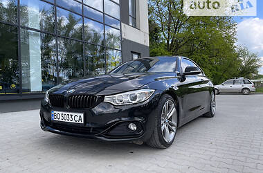 Купе BMW 428 2015 в Тернополе