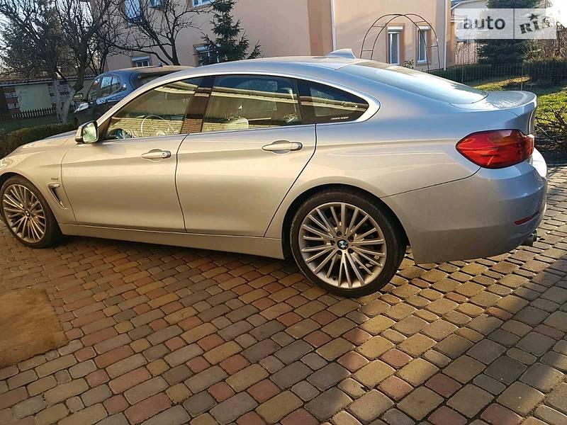BMW 430 2015 в Киеве