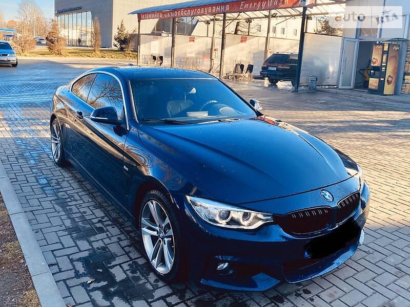 BMW 430 2017 в Львове