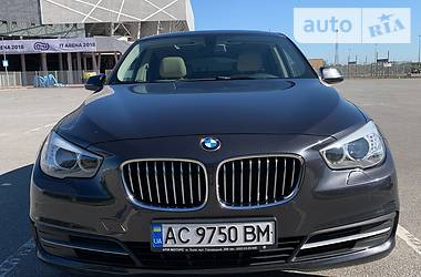 BMW 5 Series GT 2013 в Львове