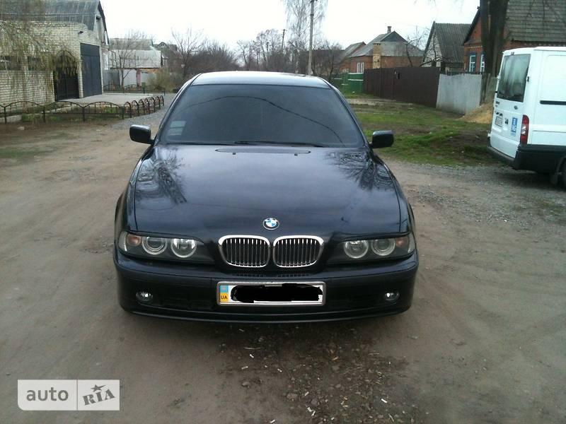 BMW 520 1999 в Киеве