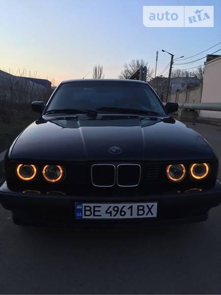 BMW 520 1988 в Николаеве