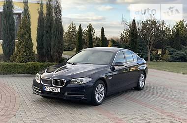 BMW 520 2014 в Луцке