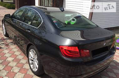 BMW 520 2011 в Луцке