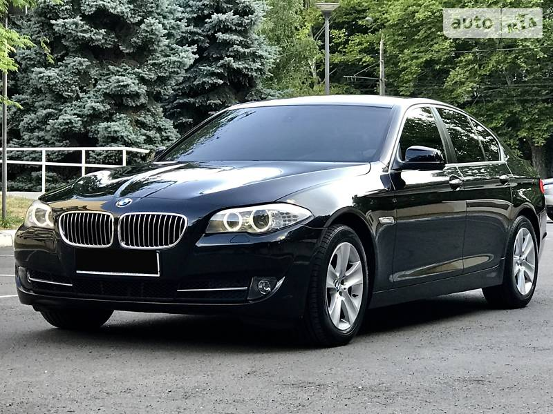 BMW 520 OFFICIAL 2012