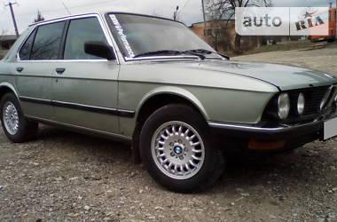 BMW 520 1984 в Шумске