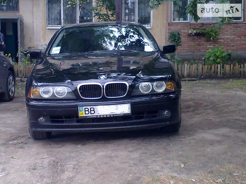 BMW 520 2001 в Станице Луганской