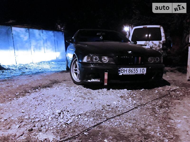 BMW 520 2001 в Одессе