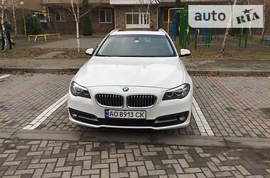 BMW 520 2014 в Ужгороде