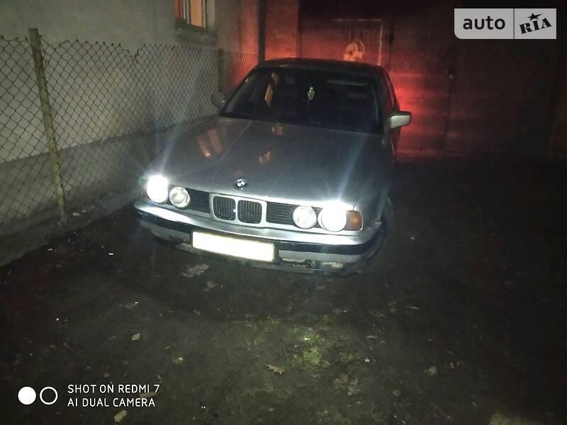 BMW 520 1989 в Львове