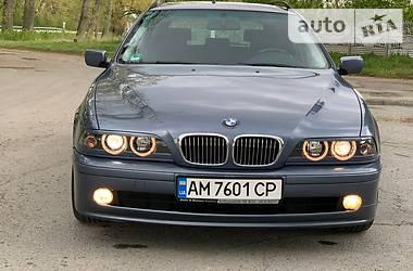 BMW 520 2003 в Новограде-Волынском