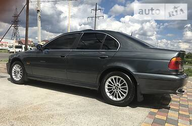 BMW 520 2003 в Ужгороде