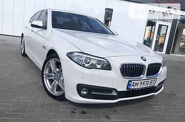 BMW 520 2016 в Житомирі