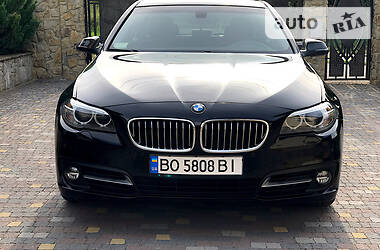 BMW 520 2014 в Тернополе