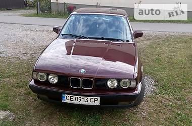 BMW 520 1991 в Залещиках