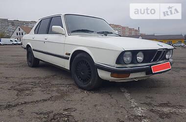 BMW 520 1982 в Ровно