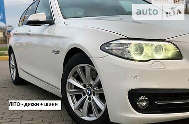 BMW 520 2016 в Тернополі