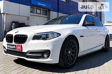 Седан BMW 520 2014 в Одессе